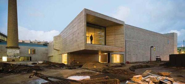El contexto jordi badia gana el premio ciutat de - Despacho arquitectura barcelona ...