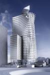 SUSTAINABILITY - Town Town Office Tower Vienna Austria by COOP HIMMELB(L)AU Wolf D. Prix  W. Dreibholz & Partner ZT GmbH